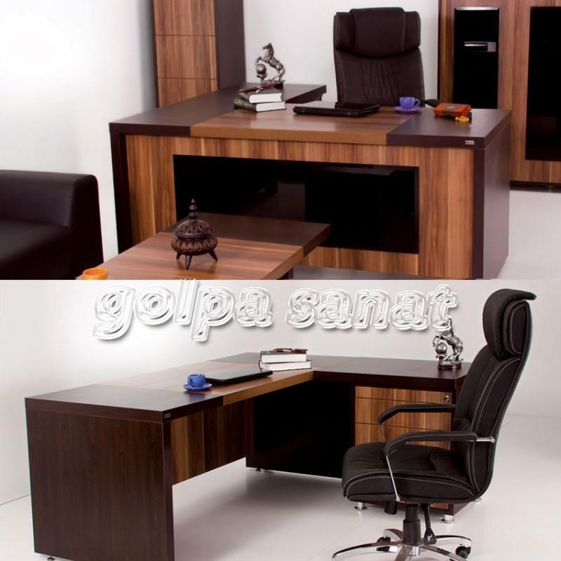 میز مدیریتی زمرد